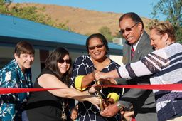 Cottonwood Ribbon Cutting
