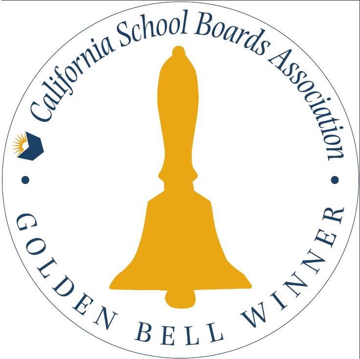 California School Boards Association Golden Bell Winner
