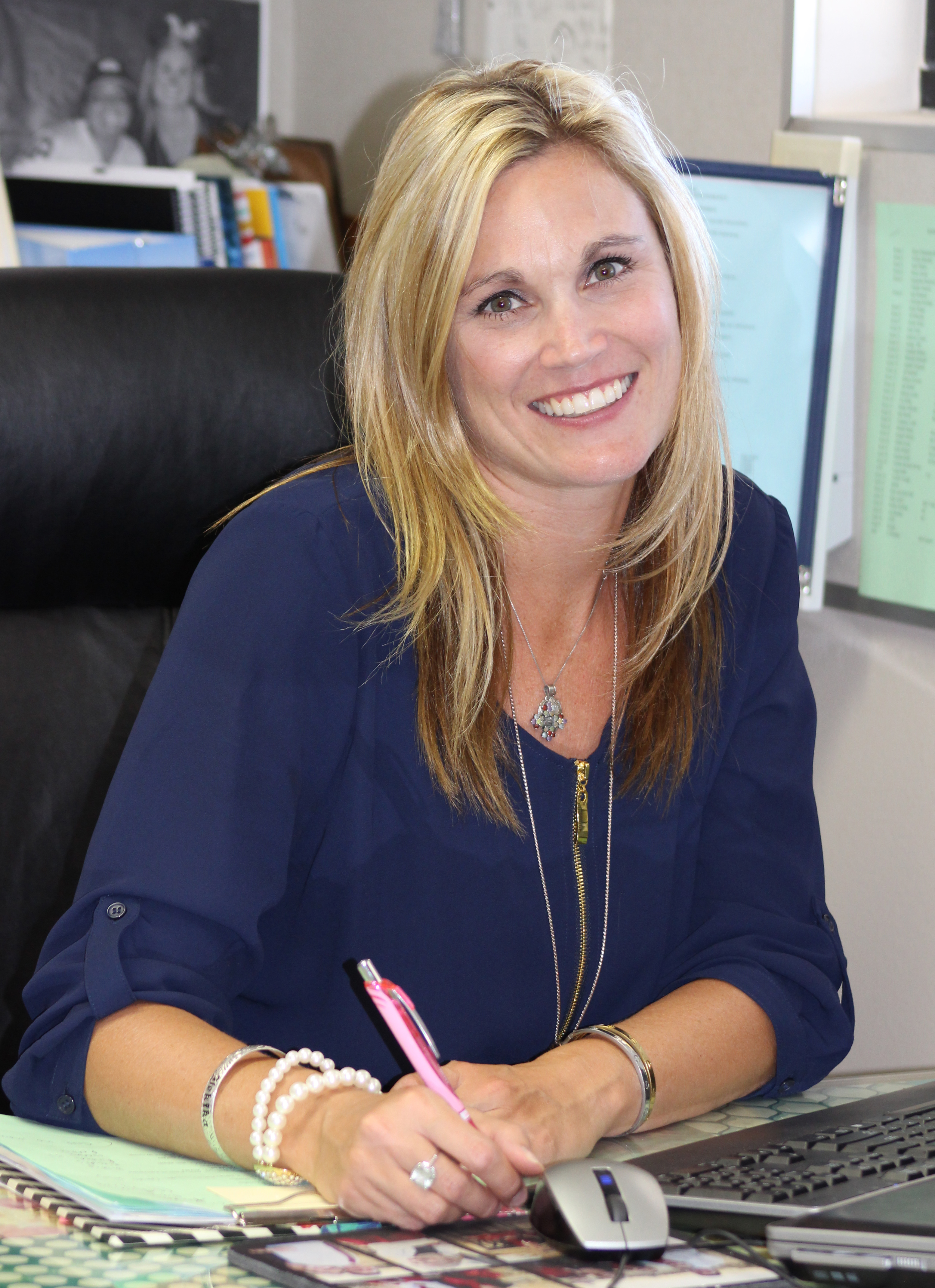 Principal Jessica Kott